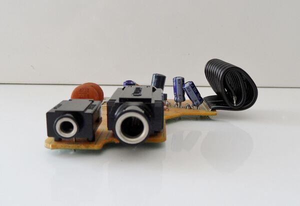 Alarm Repair Parts Audio Hifi Connecteur Jalco Phones Mic Electronique Amplificateur