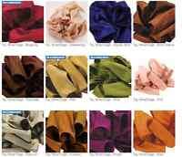 4 Wired Taj Ribbon - 10 Yards - Beautiful Wired Iridescent Faux Silk