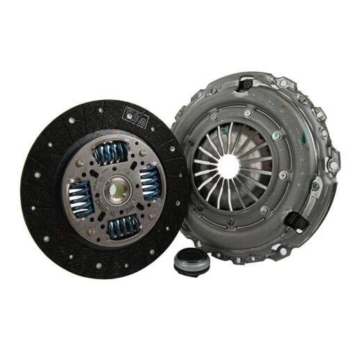 Fits Peugeot 607 407 406 307 206 C5 C4 Valeo 3 Piece Clutch Kit 230mm