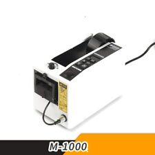 Automatic Packing M 1000 Tape Adhesive Dispenser Cutting Cutter Machine 220v