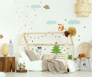 Children Bed House Montessori With Chimney Kids Bed ECO BED FRAME SALE ANY SIZE - Rzeszów, Polska - Children Bed House Montessori With Chimney Kids Bed ECO BED FRAME SALE ANY SIZE - Rzeszów, Polska