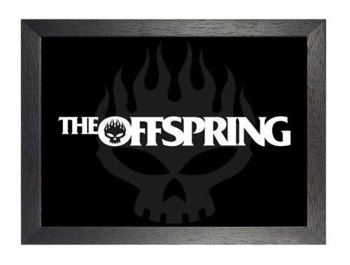 The Offspring 3 American Rock Band Poster Holland Legend Music Star Logo Photo
