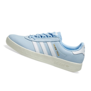 ADIDAS-MENS-Shoes-Trimm-Trab-Samstag-Glow-Blue-White-amp-Cream-EE5635
