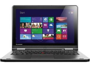 Lenovo Thinkpad Yoga S1 Intel Core i5 4th Gen 4300U (1.90 GHz) 8 GB Memory 256 G