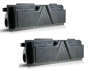 2 X Toner Pour Kyocera Fs-1320d Fs-1320dn Fs-1370dn/tk-170 Super Xxl Cartouches-afficher Le Titre D'origine Belle Qualité