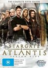 Stargate Atlantis : Season 5 (DVD, 2009, 5-Disc Set)