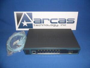 Cisco-WS-C2960PD-8TT-L-8-Port-10-100-1-Port-10-100-1000-PoE-Input-Port-Switch