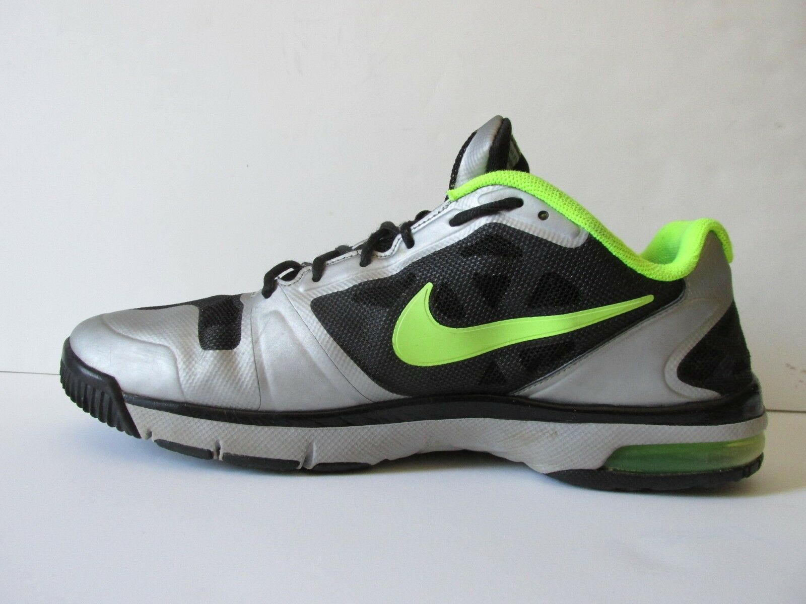 newest collection a074b 821f3 ... Nike Hyperfuse Vapor TR Max Black Volt Metallic Silver Silver Silver  shoes Men s US14M f2a6c8 ...
