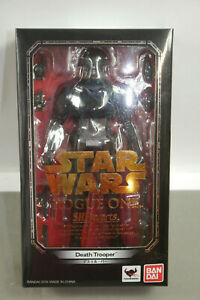 Star-Wars-Rogue-One-S-H-FIGUARTS-Death-Trooper-5-7-8in-Bandai-K13