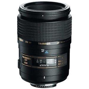 Tamron-AF-90mm-f-2-8-Di-SP-Macro-Lens-for-Nikon-DSLR-OPEN-BOX-DEMO