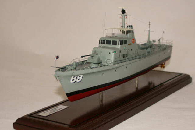 HMAS ARROW P88 - ATTACK CLASS PATROL BOAT - HANDCRAFTED PRECISION MODEL