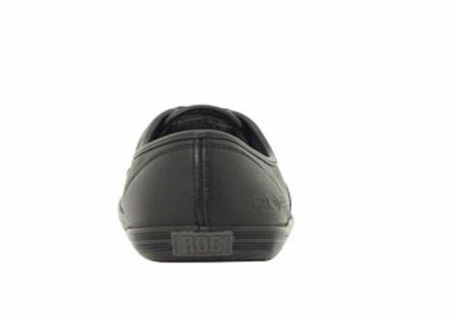 Roc Verve Senior Leather School Shoes Cushioned//Comfortable