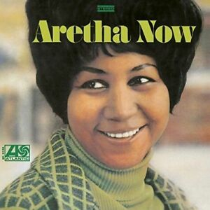 Aretha-Franklin-Aretha-Now-Japanese-Atlantic-Reissue-NEW-CD