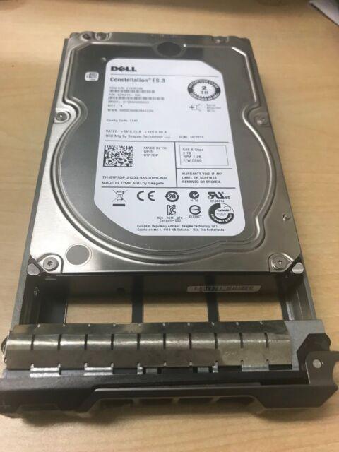 New DELL 2TB 6G NL SAS 7.2K 3.5 HDD 1P7DP R720 MD1200 MD3200 R730XD ST2000NM0023