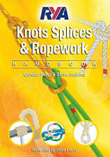 NEW Rya Knots, Splices and Rope work Handbook Paperback large Colour Book G63