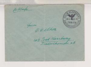 BUND-Postsache-SST-M-Gladbach-JUBILA-9-6-50-Faltbug