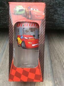 VOITURES-ENFANTS-verre-New-in-Box-Disney-pixar-foudre-McQueen-Cars