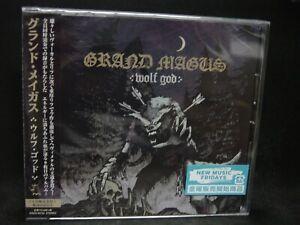GRAND MAGUS Wolf God JAPAN CD Spiritual Beggars Firebird Bajen Death Cult Doom