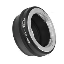 Minolta MD/MC Lens to Sony E-Mount NEX3 NEX-5 5R 5N 5C NEX-6 NEX-7 Adapter