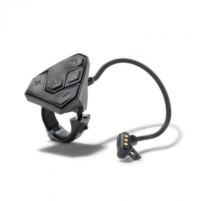 Bosch bedieneinheit kiox Compact incl. cable de conexión y decodificador de cable para ebike
