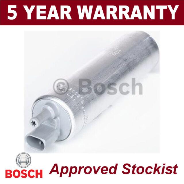 Bosch Bomba de Combustible Eléctrica 0986580131
