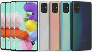 Nuevo-Samsung-Galaxy-A51-128GB-4GB-6-5-034-48MP-Doble-Sim-Desbloqueado-Telefono-4-Colores