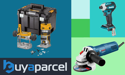 Up to 10% off Big Brand Tools