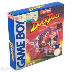 NINTENDO-GAMEBOY-CLASSIC-Duck-Tales-1-ducktales-1-etat-Selectionnable
