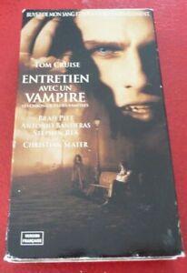 VHS-Movie-Entretien-Avec-un-Vampire-Version-Francaise