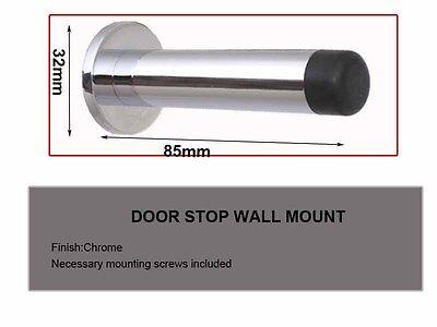 Door Stop Specialist!!!! Chrome finish