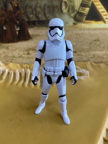 Star Wars The Force Awakens Stormtrooper 2015 Action Figure Hasbro Kenner 167