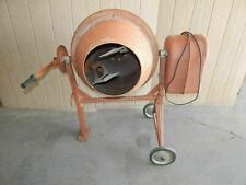 Ltcr Cement Mixer Model 31979 Central Machinery 3 12 Cubic Ft 3395