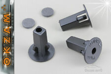 HONDA ACCORD PRELUDE LEGEND WHEEL ARCH PLASTIC TRIM CLIPS x20