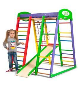 Sprossewand Spielcenter Baby Kinder Sportgerat Zuhause Aktivitat