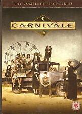 CARNIVALE - Series 1. Nick Stahl, Clancy Brown (HBO 6xDVD SLIM BOX SET 2005)
