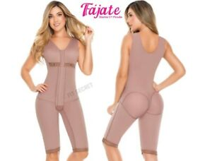 186089de3 Fajas Colombianas Full Body Shaper with Bra Post Surgery Compression ...