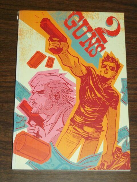Two Guns by Steven Grant, Matt Santolouco (Paperback, 2008)< 9781934506240