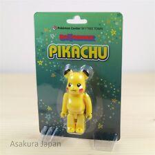 BE@RBRICK Pikachu Pokemon Center Sky Tree Town ver. Bearbrick Figure From Japan