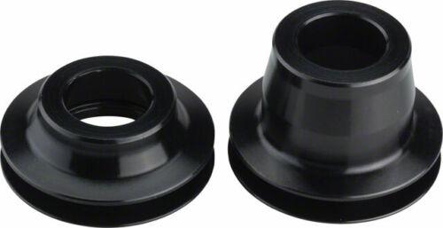 DT Swiss 12mm x 100mm Thru Axle End Caps Fits 240S Centerlock Disc Front Hubs