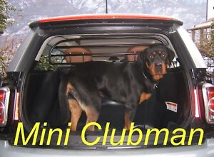 Dog Guard Pet Barrier Net And Screen For Mini Clubman 2007 2015