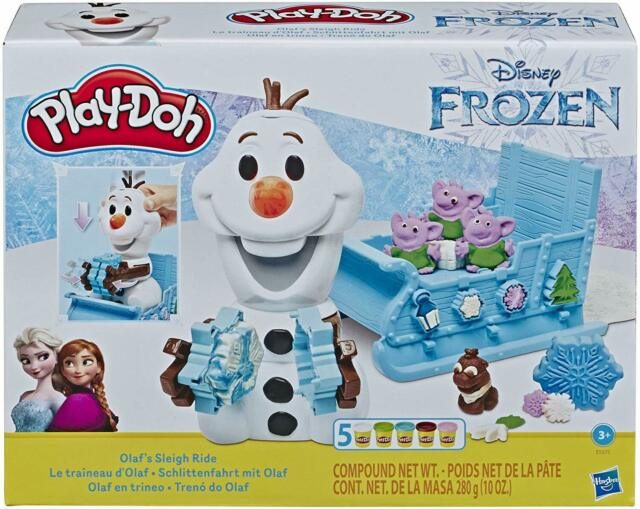 Play-Doh Olaf Summertime Featuring Disney Frozen - Walmart.com for