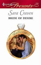 Craven, Sara .. Bride Of Desire