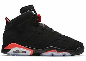 Nike Kid's Air Jordan 6 Retro 'Infrared