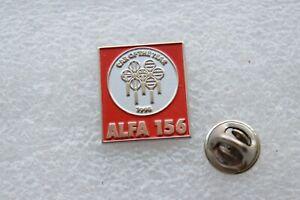 Auto Pin++Alfa Romeo 156+Logo+Car of the Year 1996++Sammlung++