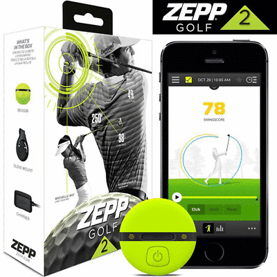 Zepp Golf 2 3D Swing Analyzer Activity Tracker FACTORY ...