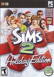 Sims 2: holiday edition 2006 (pc, 2006) | ebay.