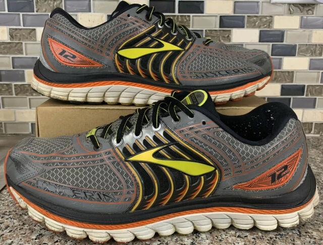 Mens Brooks Glycerin 12 Running Shoes
