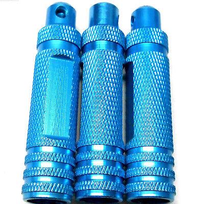 Imparato L2334 Esagonale Presa Esagonale Manico Strumento Supporto Mini Azzurro X 3-mostra Il Titolo Originale
