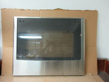 GE Wall Oven Middle Door Glass Part # WB57T10262