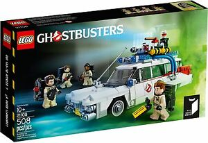 Idées Lego - 21108 Ghostbusters Ecto-1 New & Ovp